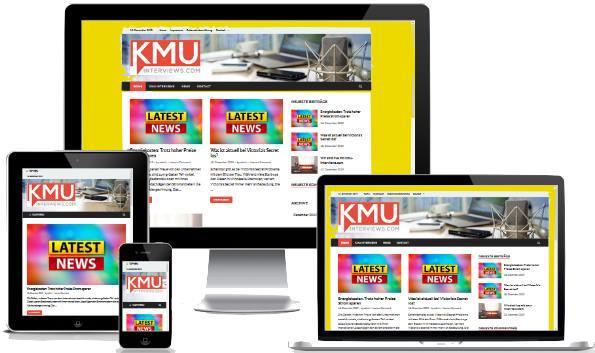 KMU-interviews.com - Startup news und Interviews mit Gründer und Unternehmer